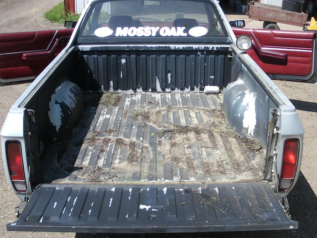 1984 Dodge Rampage Automatic For Sale In Carroll Iowa