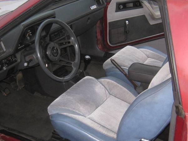 1984 Dodge Rampage 2.2 5 Speed For Sale in Santa Cruz ...
