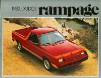 Dodge Rampage History Review & Specifications - Wiki