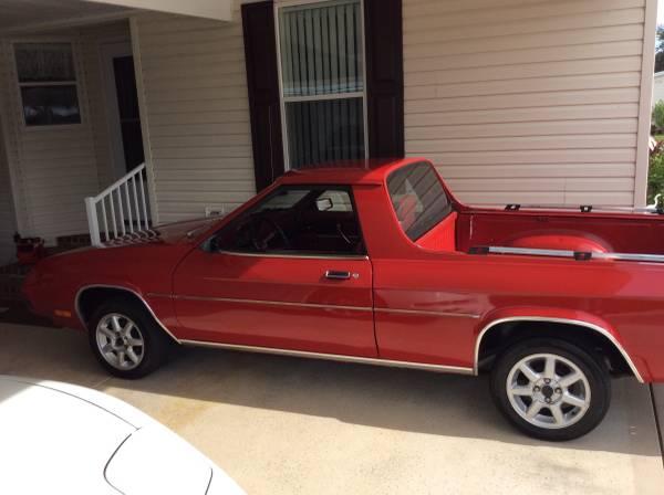 1983 Dodge Rampage V4 Auto For Sale in Port Orange, Florida