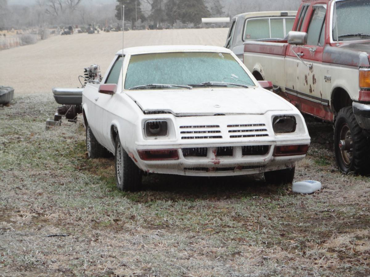 1982 Dodge Rampage 3spd Automatic For Sale in Garden City, MO