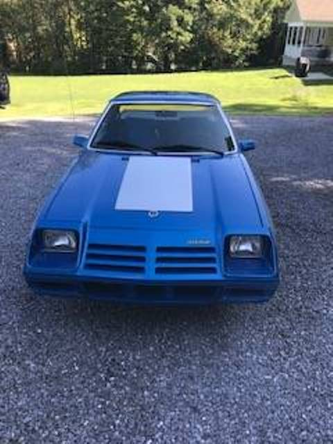 1982 Dodge Rampage 4spd Manual For Sale in Johnstown, PA