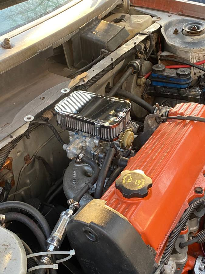 1984 Dodge Rampage 2.2L Manual For Sale in Portland, OR